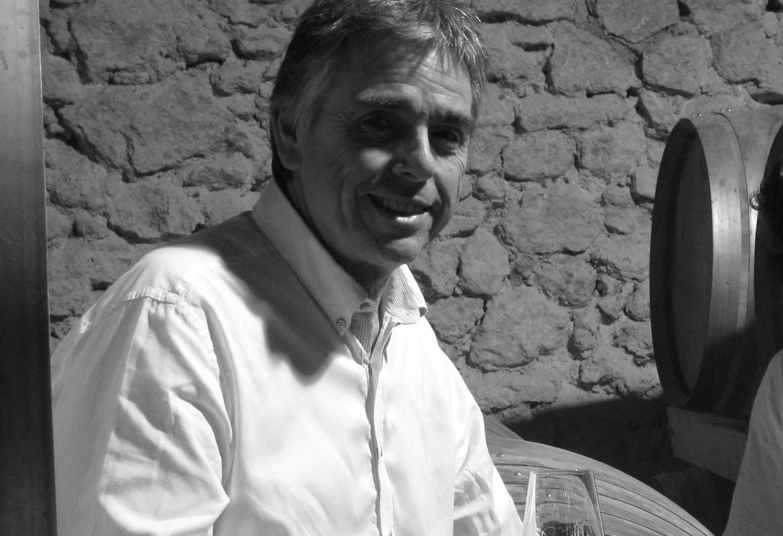 Michel CROS, le vigneron. Crédits : ©saintgeorgesdibry.com 2014